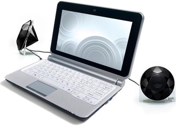 Hercules XPS Diamond 2.0 USB PC Speakers with Laptop