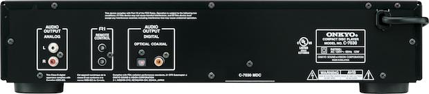 Onkyo C-7030 CD Player