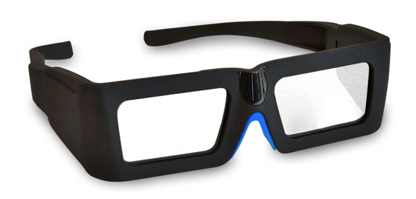 Cineversum Active Shutter 3D Glasses