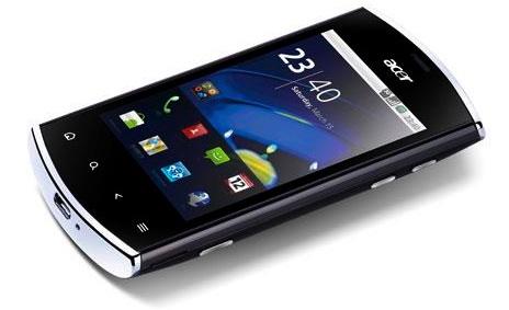 Acer Liquid Mini Smartphone