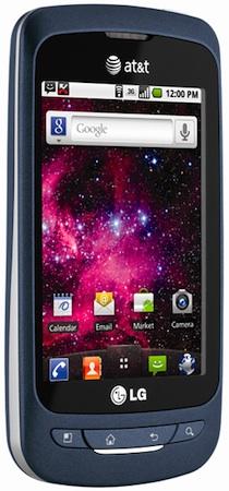LG Phoenix Smartphone