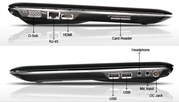 MSI X370-001US Notebook