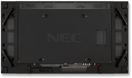 NEC X551UN LED LCD 55-inch Display - Back