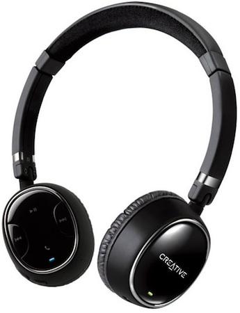 Creative WP-350 Bluetooth Wireless Headphones