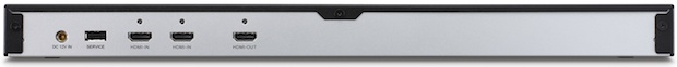 ViewSonic VP3D1 3D HD Video Converter Box - Back